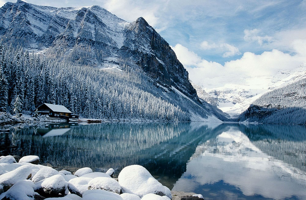 Photo: Lake Louise Ski Resort