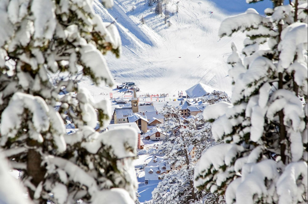 Photo: Mongenevre Ski Resort