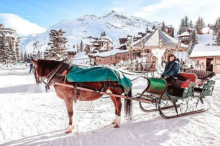 Photo: Avoriaz Ski Resort