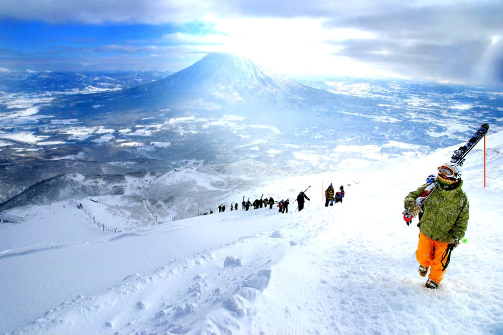 Photo: Niseko Ski Resort