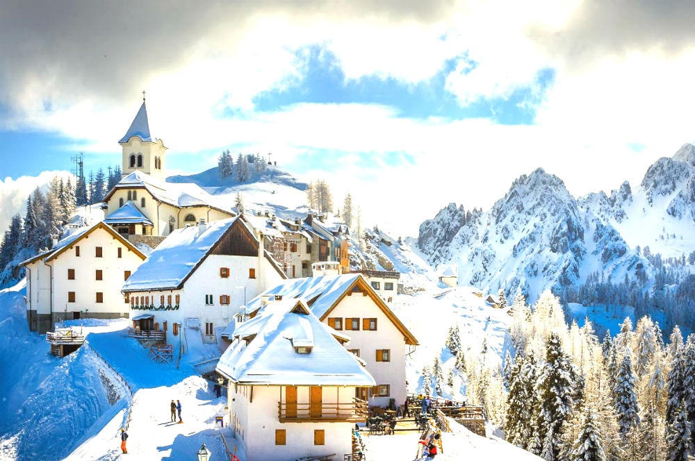 Photo: Tarvisio Ski Resort