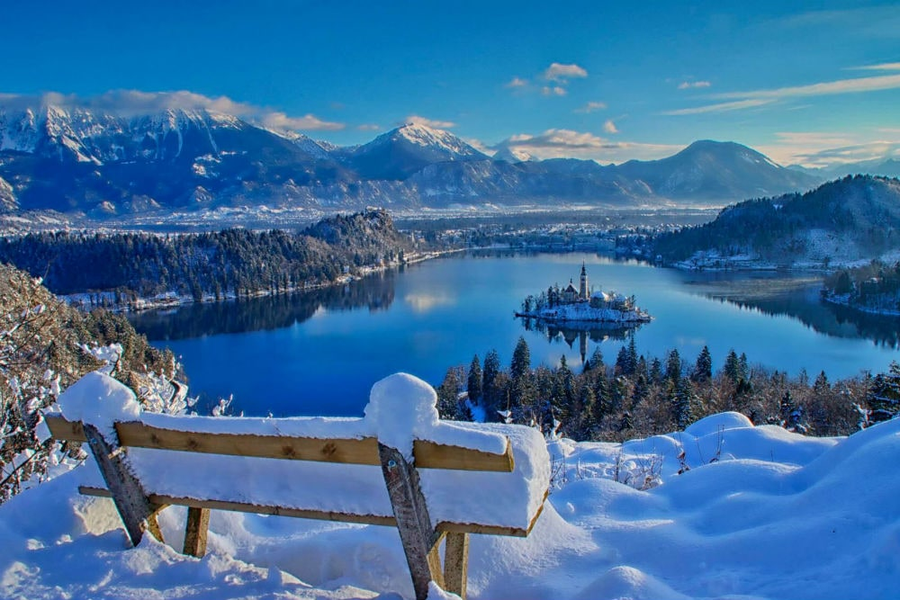 Photo: Lake Bled
