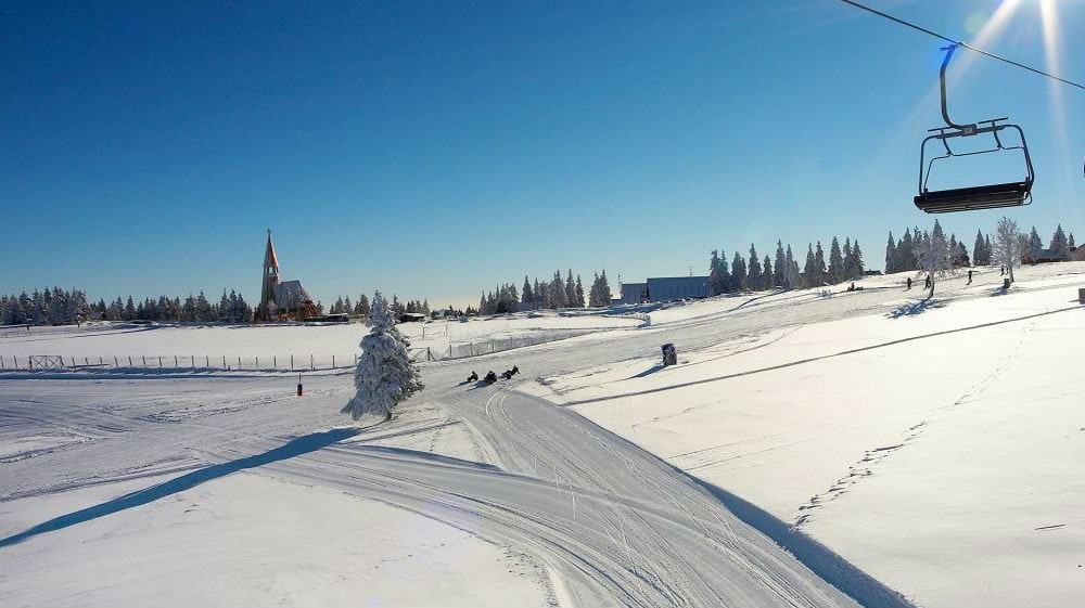 Photo: Rogla Ski Resort