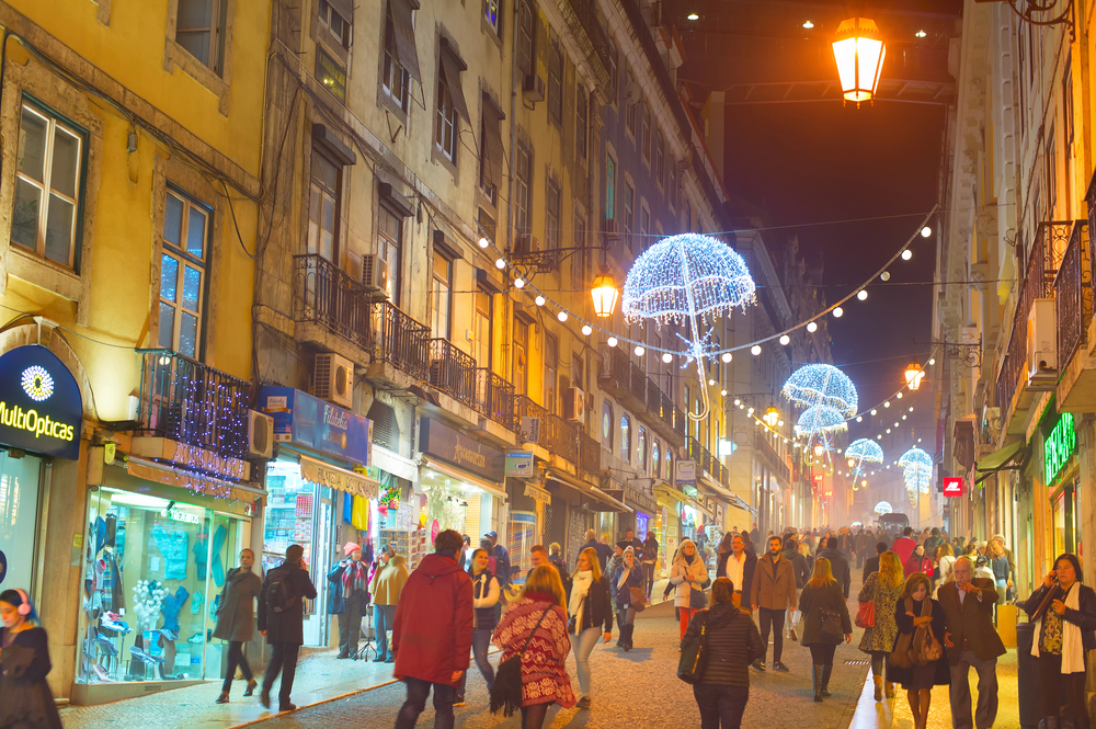 Photo: Winter discounts in Lisbon