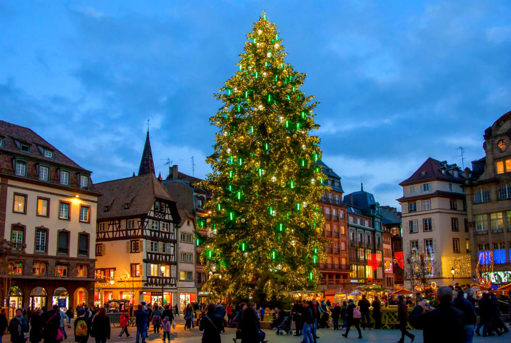 Photo: Christmas Market in Strasbourg