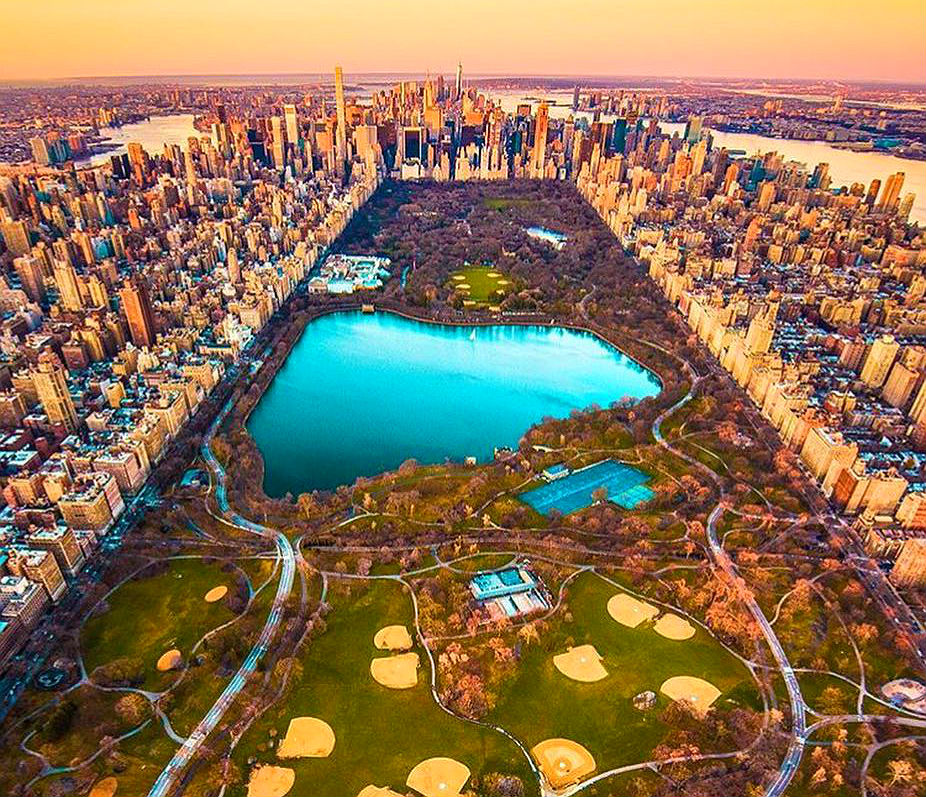 Photo: Central Park in New York