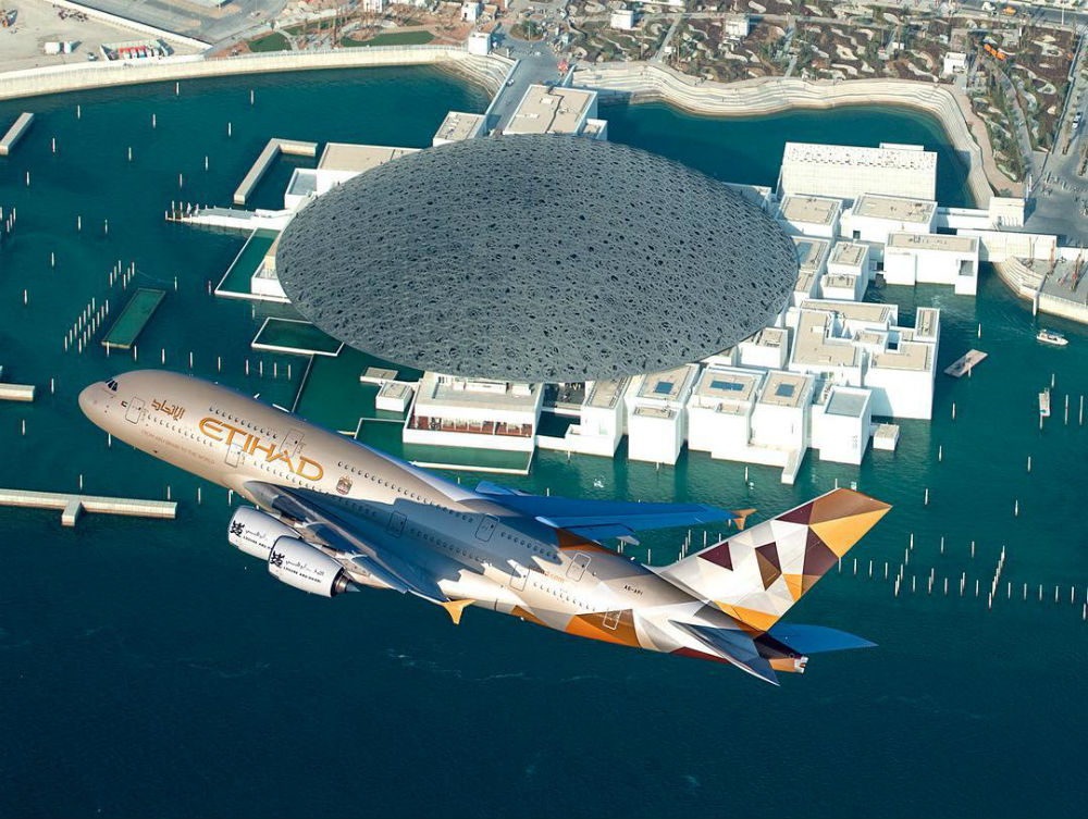 Photo: Etihad Airways