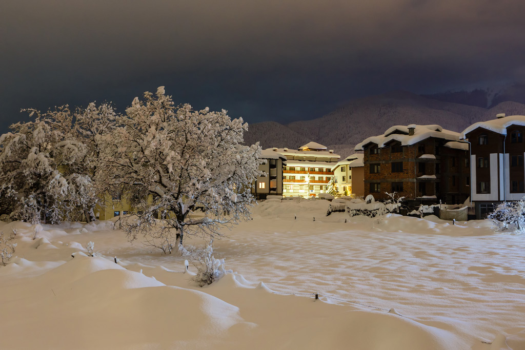 Photo: Bansko, Bulgaria