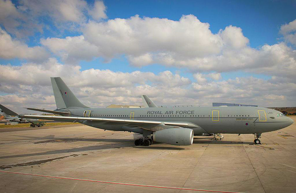 Photo: Airbus A330 Voyager