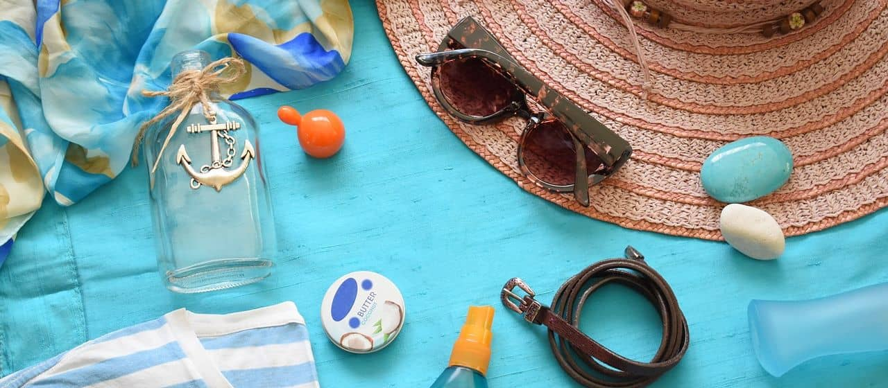 Everything you need for the beach: how to get ready for your summer holidays 4