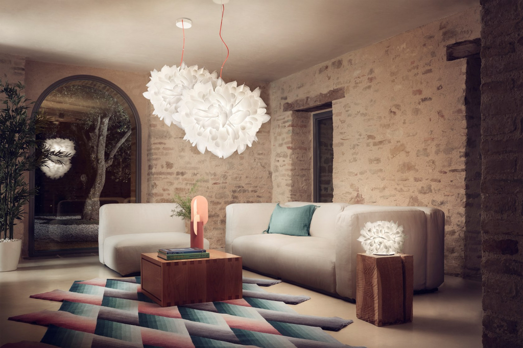 Luminaires from the FOLIAGE series by Slamp