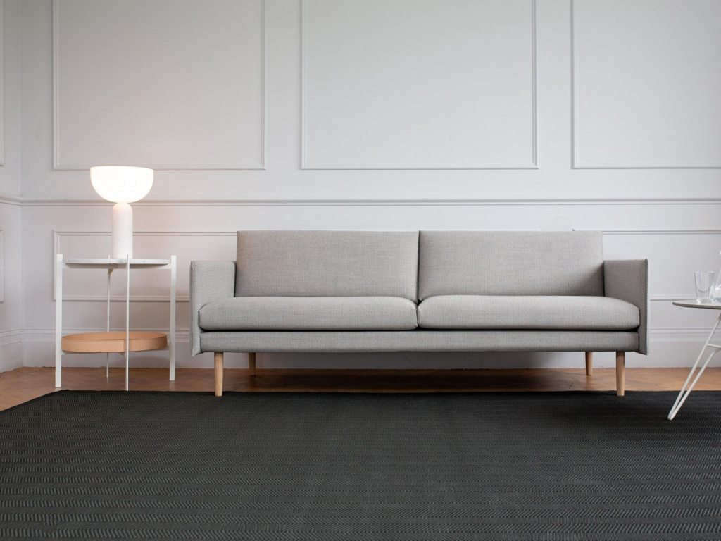 Form sofa, Icons of Denmark.  Source: archiproducts.com