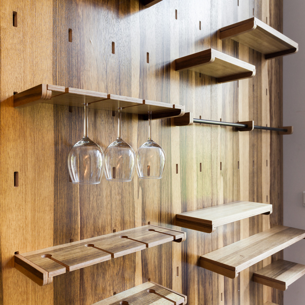 PLY Architectural Bureau.  Apartments in the residential complex