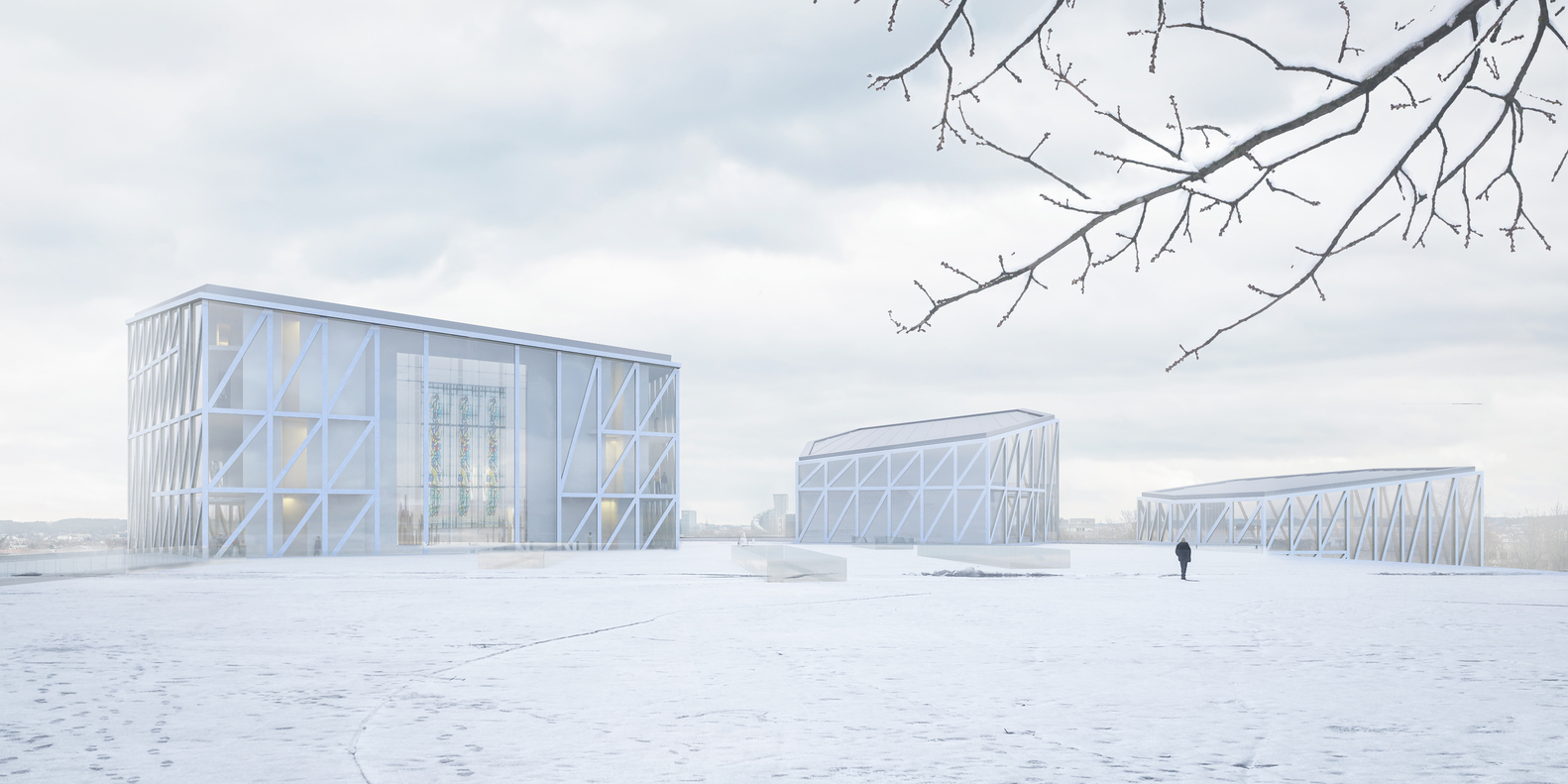 Arquivio Architects won the Lithuanian National Concert Hall design competition
