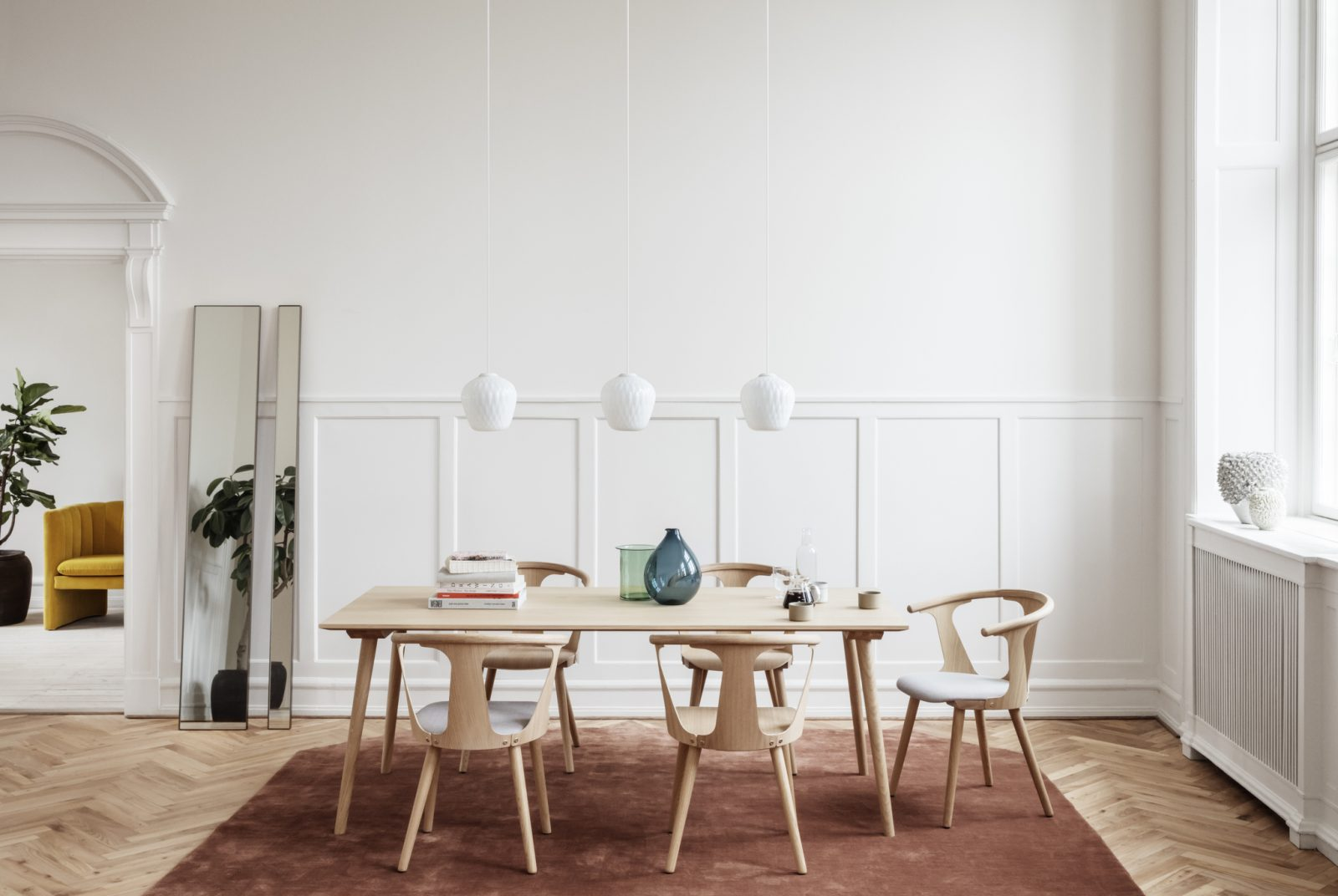 Nordic character: the main thing about Danish design